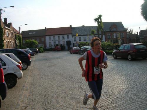 Brigitte au sprint