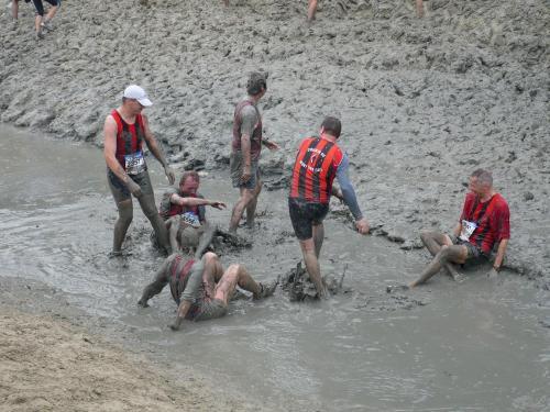 le Dernier baie de boue